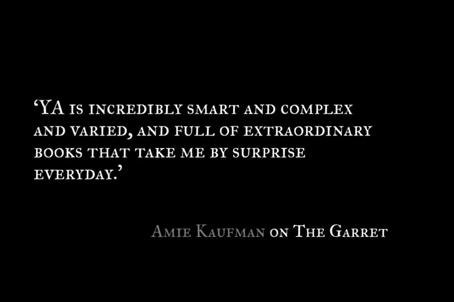 Amie Kaufman_The Garret_Quotes