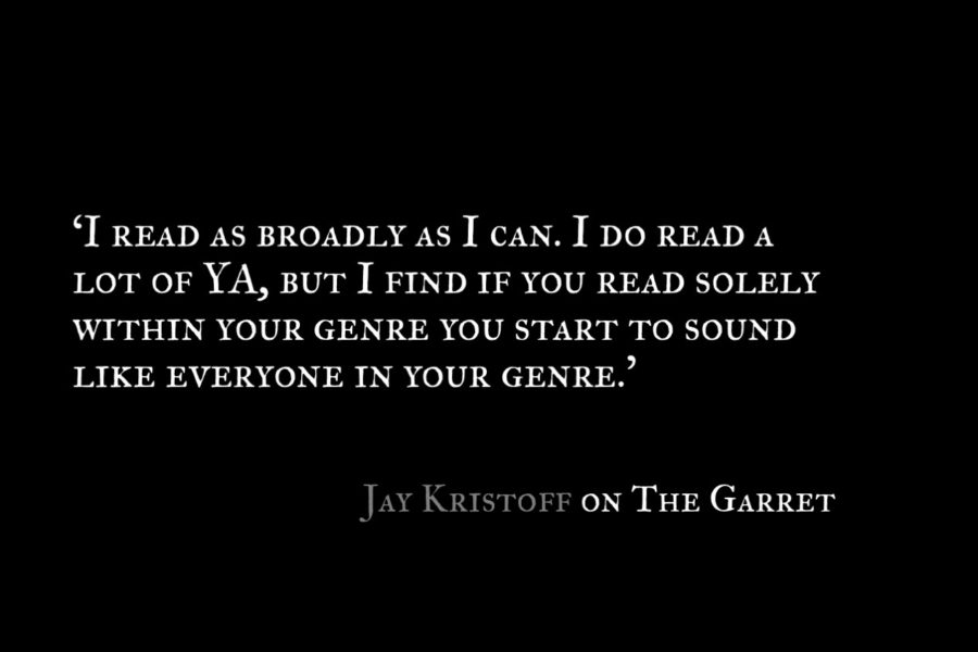 Jay Kristoff_The Garret_Quotes