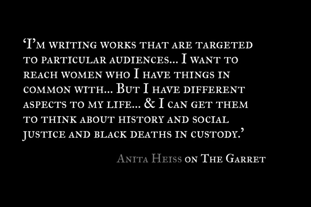 Anita Heiss_The Garret_Quote 1