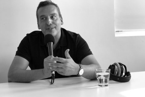 Christos Tsiolkas_The Garret Podcast