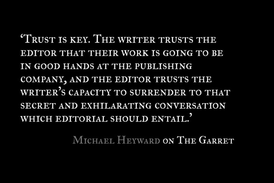 Michael Heyward_The Garret_Quote 3
