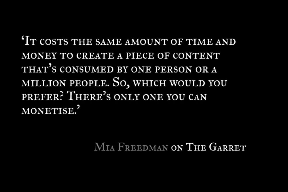Mia Freedman_The Garret_Quote 1