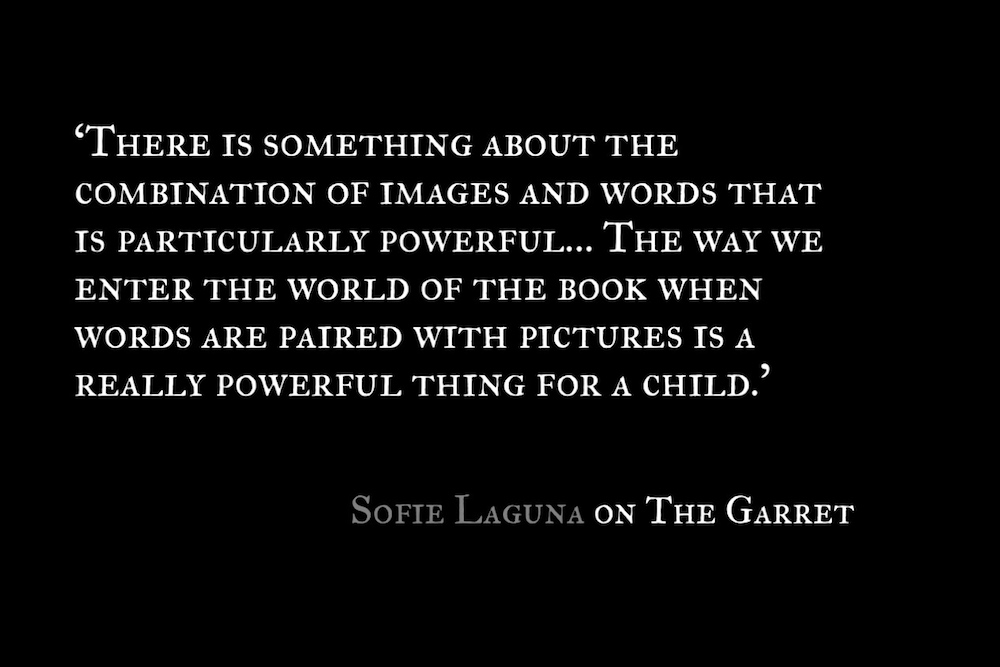 Sofie Laguna_The Garret_Podcast