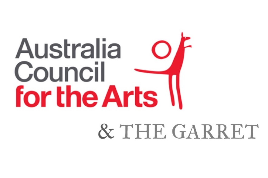Australia Council for the Arts_The Garret_Postcard
