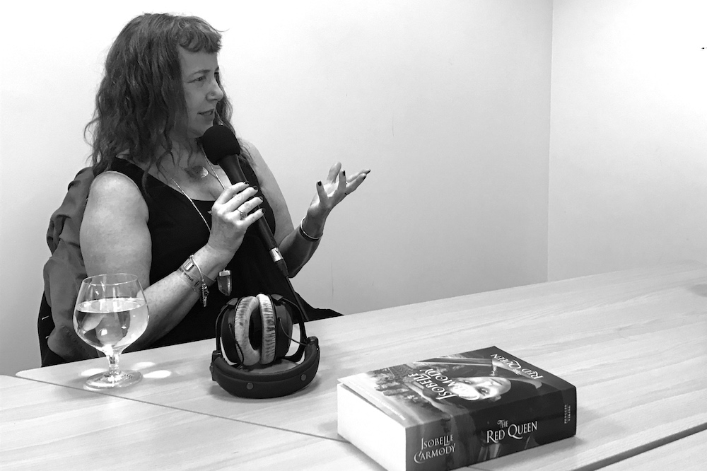 Isobelle Carmody spoke to The Garret about writing YA, fantasy and children's literature.