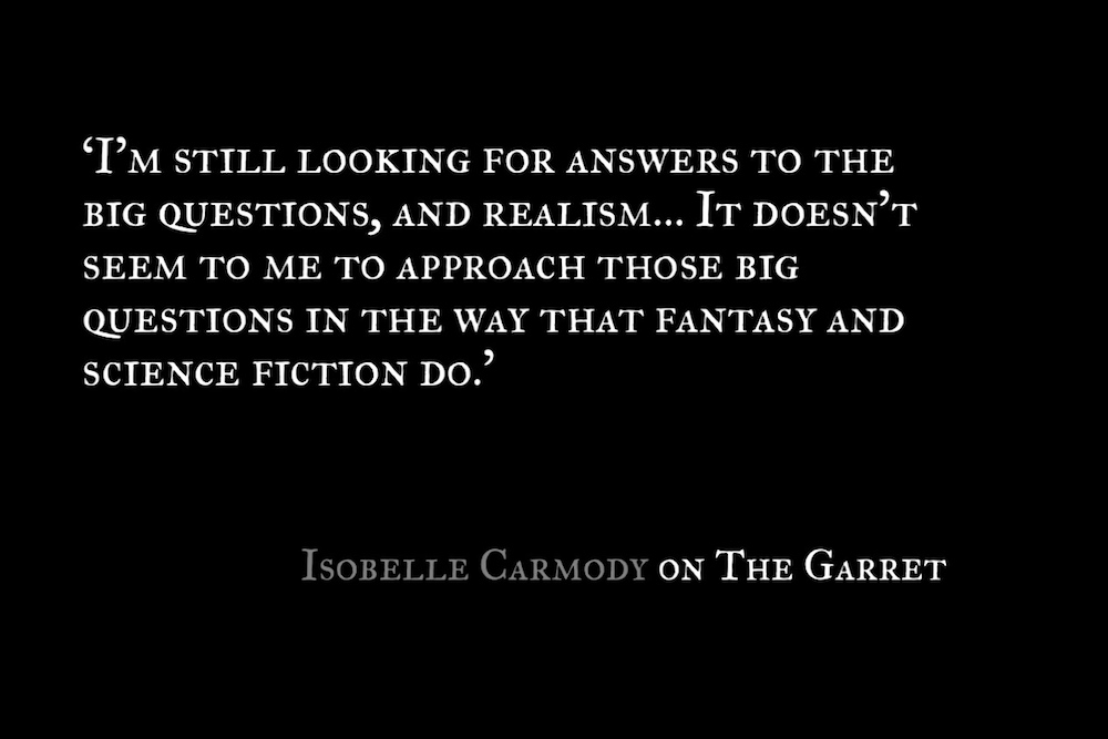 The Garret_Isobelle Carmody_Quote 2