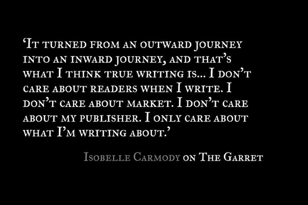 The Garret_Isobelle Carmody_Quote 3