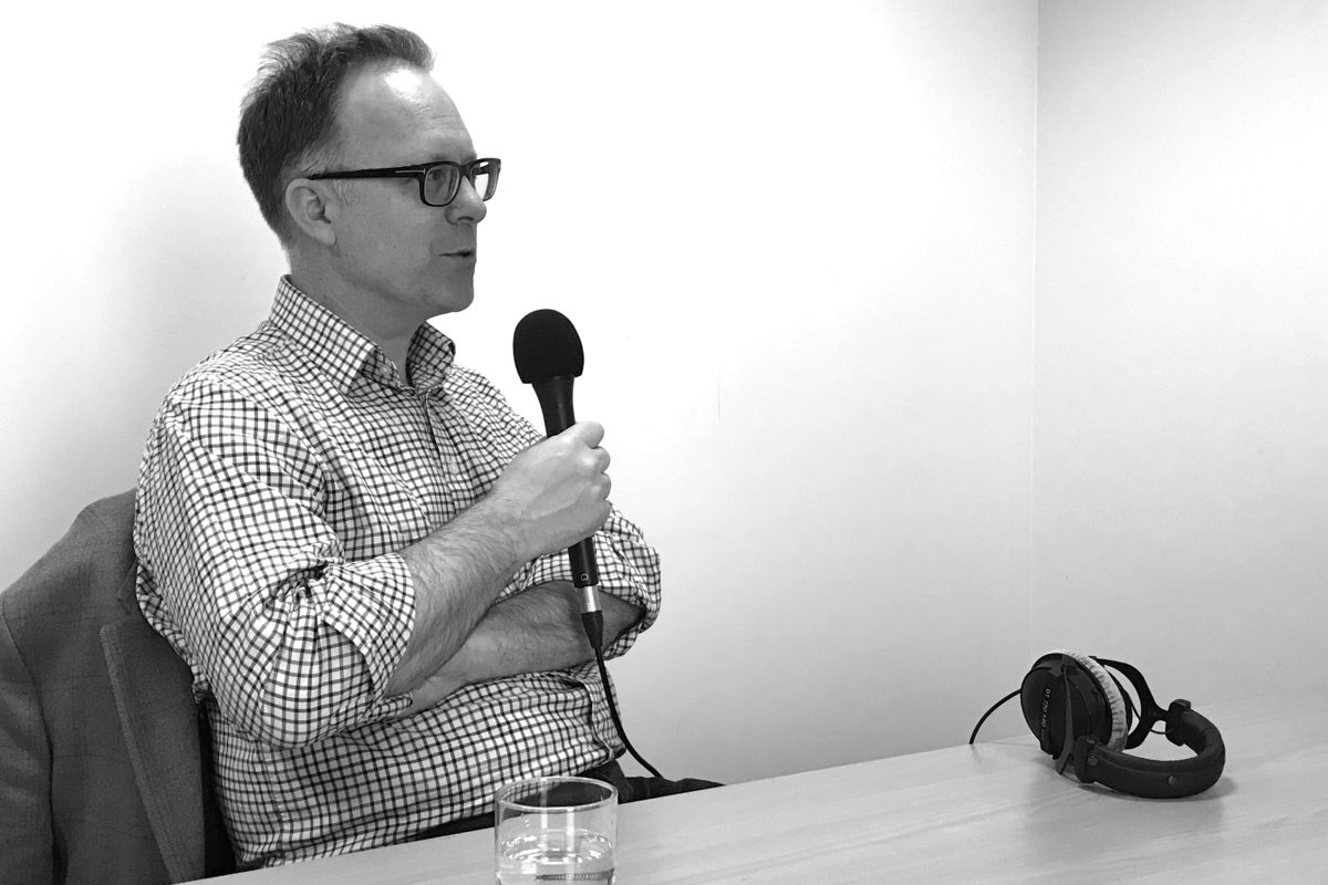 Garth Nix being interviewed by The Garret about the craft of writing.