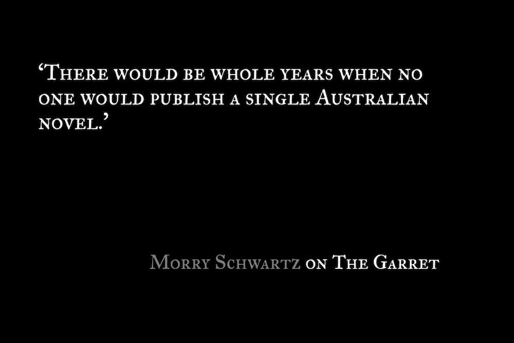 The Garret_Morry Schwartz_Quote 1_Postcard