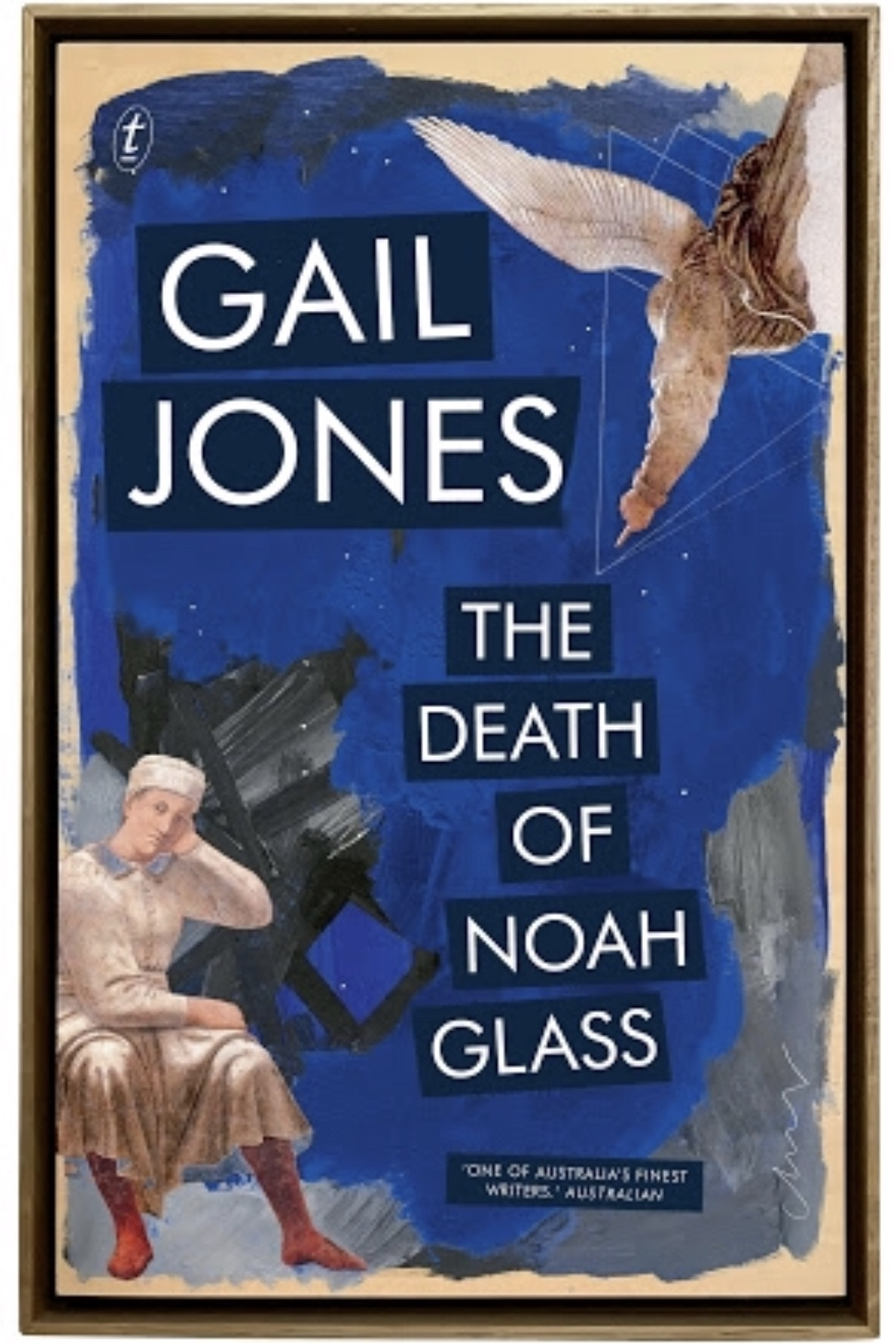 Review | The Death of Noah Glass by Gail Jones.