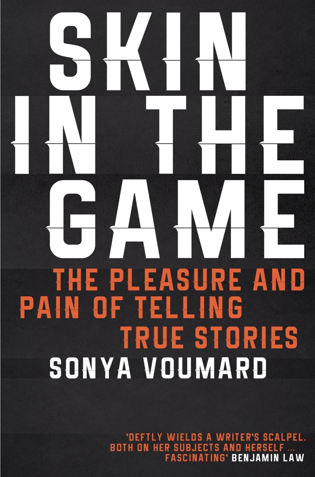 Review   Skin in the Game: The pleasure and pain of telling true stories