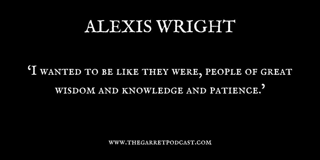Alexis Wright_The Garret_Quote 1