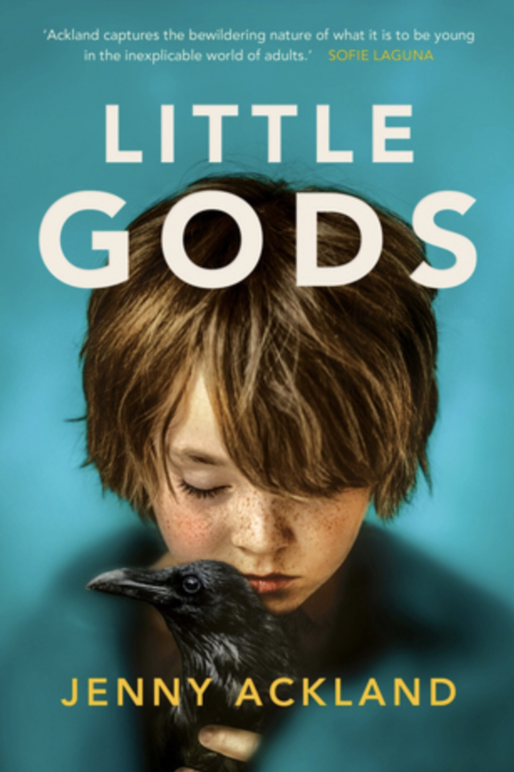 Review | Little Gods by Jenny Ackland