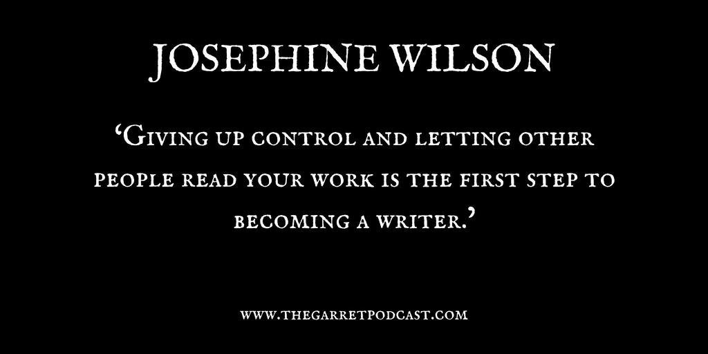 Josephine Wilson_The Garret_Quote 1
