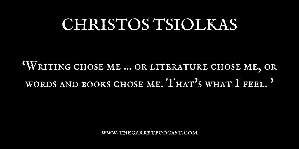 Christos Tsiolkas_The Garret_Quote 3