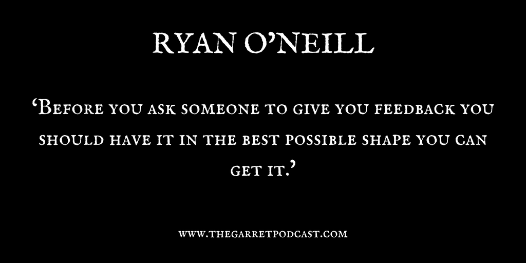 Ryan O'Neill_The Garret_Quote 2