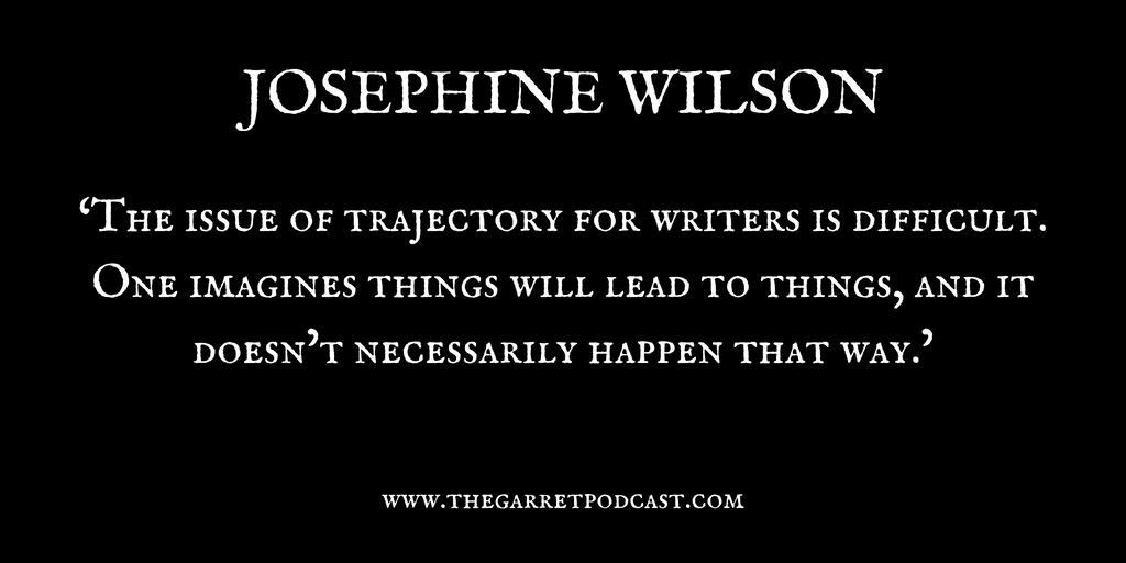 Josephine Wilson_The Garret_Quote 2