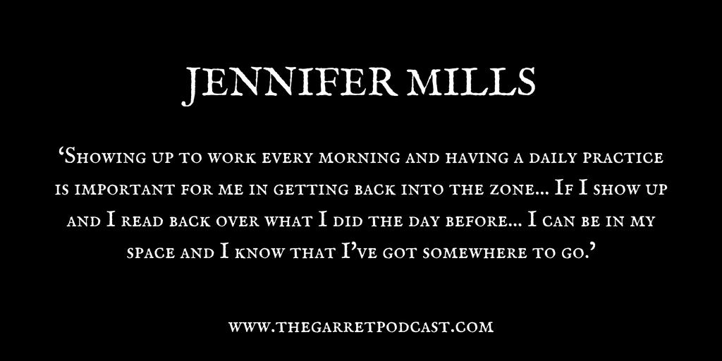 Jennifer Mills_The Garret_Quote 1