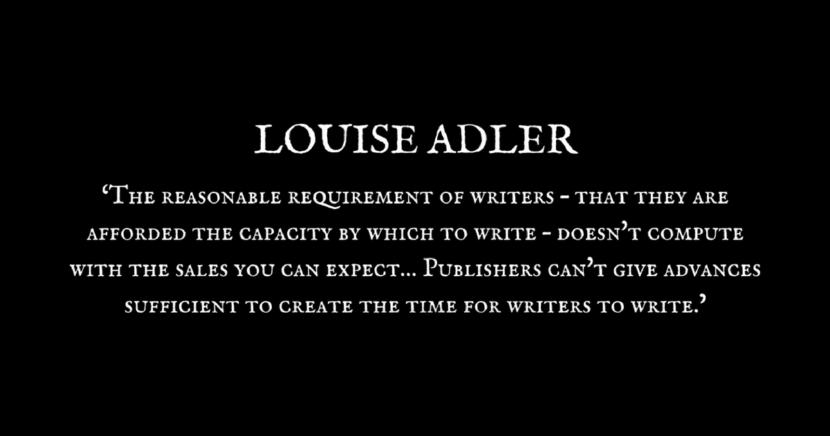 Louise Adler_The Garret_Social Media