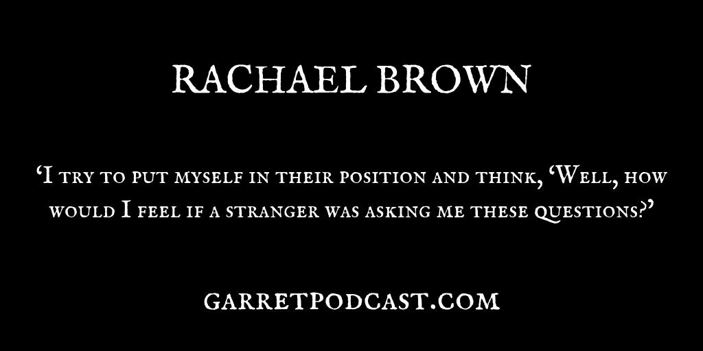 Rachael Brown_The Garret_Quote 1