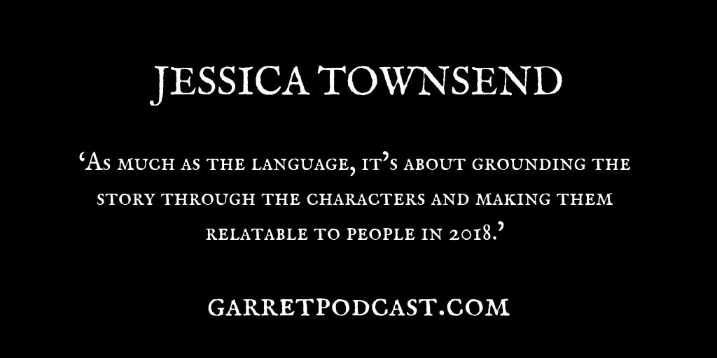 Jessica townsend_The Garret