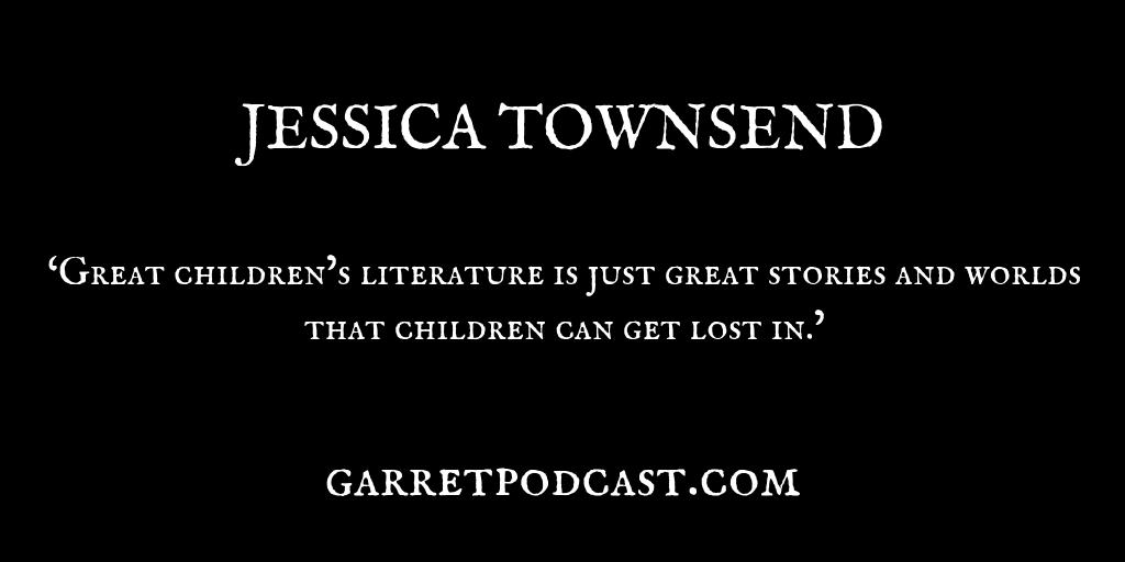 Jessica townsend_The Garret 3