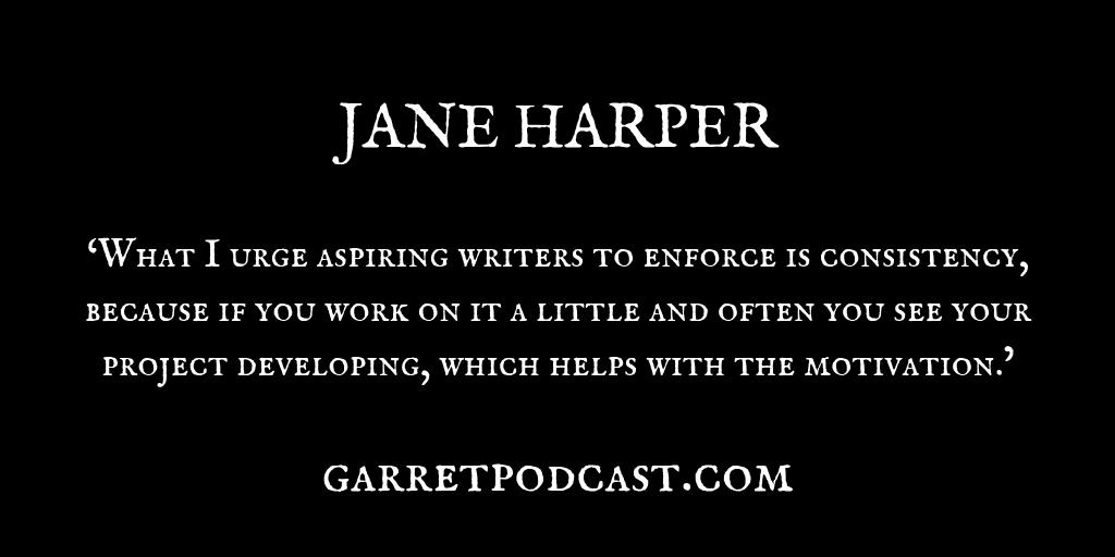 Jane Harper_The Garret_Quote 2