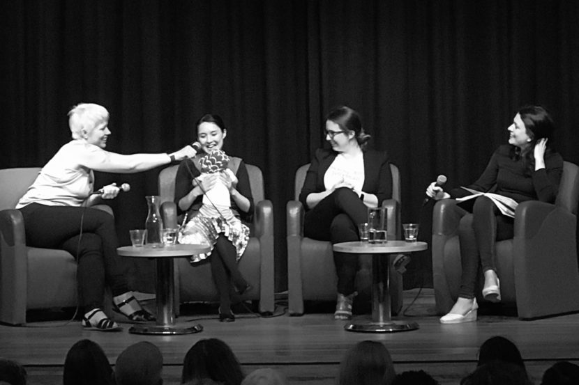The Garret_Clementine Ford, Hannah Kent, Alice Pung